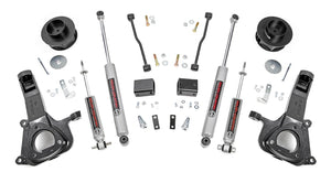 4in Dodge Suspension Lift Kit for 2009-2020 Dodge Ram 1500 2WD