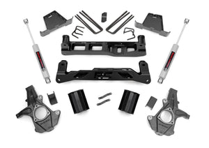 7.5in GM Suspension Lift Kit (07-13 1500 PU 2WD)