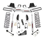 5in Dodge Suspension Lift Kit for 2008 Dodge Ram 2500 3500 4WD