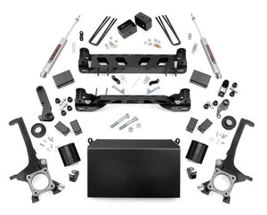 6in Toyota Suspension Lift Kit (16-20 Tundra 4WD/2WD)