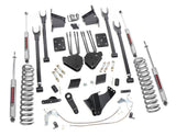 6in Ford 4-Link Suspension Lift Kit for 2011-2014 Ford F-250 Super Duty 4WD