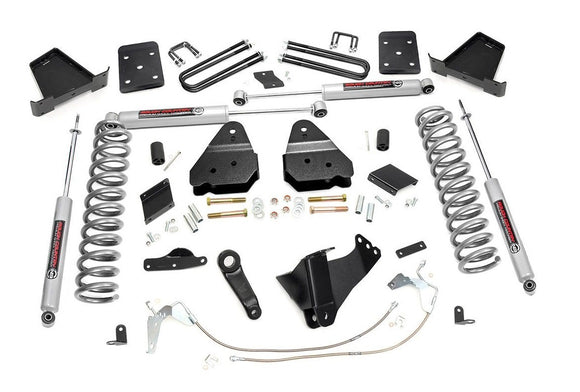 6in Ford Suspension Lift Kit for 2015-2016 Ford F-250 Super Duty 4WD