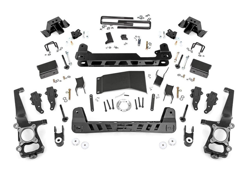 4.5in Ford Suspension Lift Kit for 2019-2020 Ford F-150 Raptor 4WD