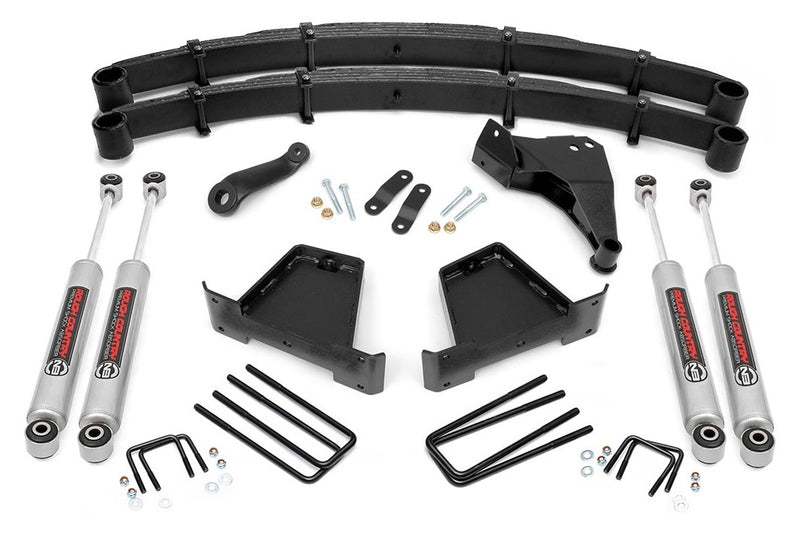 5in Ford Suspension Lift Kit for 2000-2005 Ford Excursion 4WD