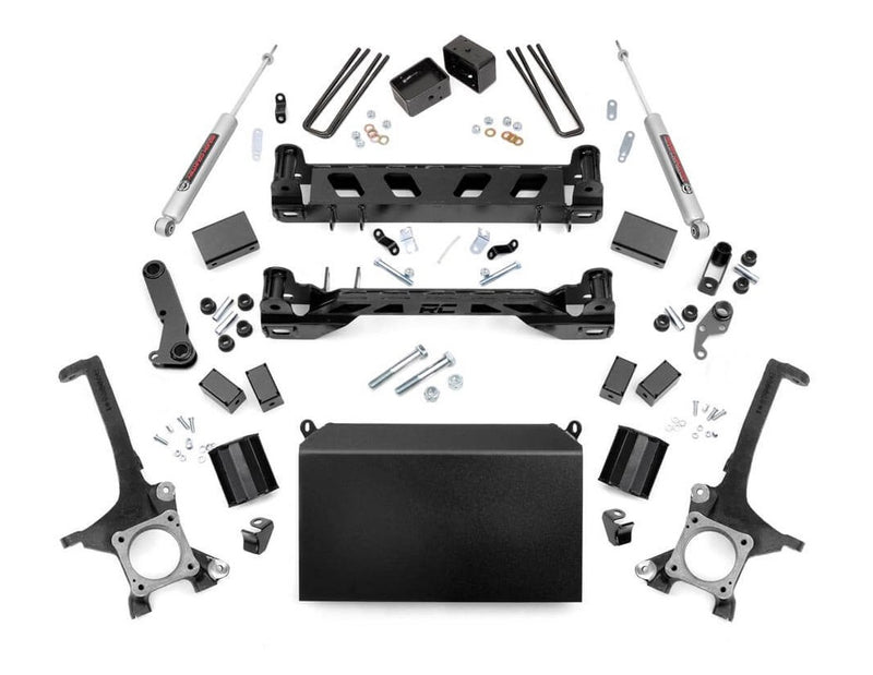 4in Toyota Suspension Lift Kit (16-20 Tundra 4WD/2WD)
