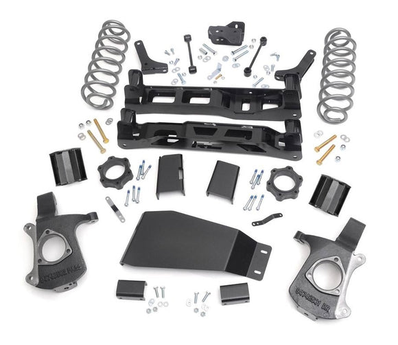 5in GM Suspension Lift Kit for 2007-2013 Chevy Suburban Tahoe Yukon 1500