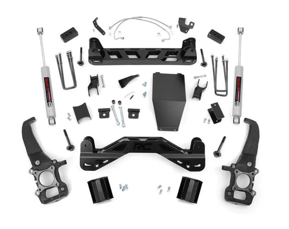 4in Ford Suspension Lift Kit for 2004-2008 Ford F-150 4WD