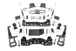 6in Ford Suspension Lift Kit for 2011-2014 Ford F-150 4WD