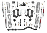 3.5in Jeep Suspension Lift Kit | Control Arm Drop (18-20 Wrangler JL)