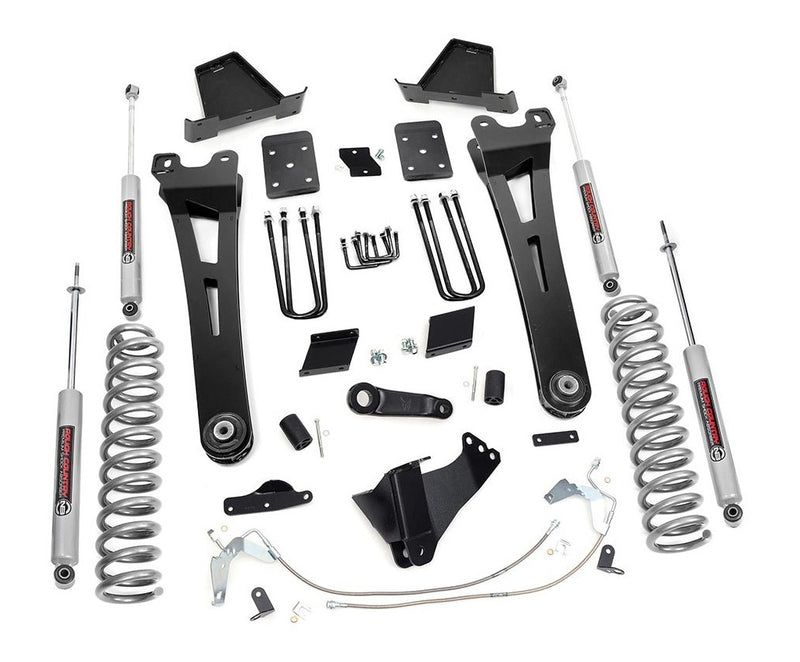 6in Ford Radius Arm Suspension Lift Kit for 2011-2014 Ford F-250 Super Duty 4WD