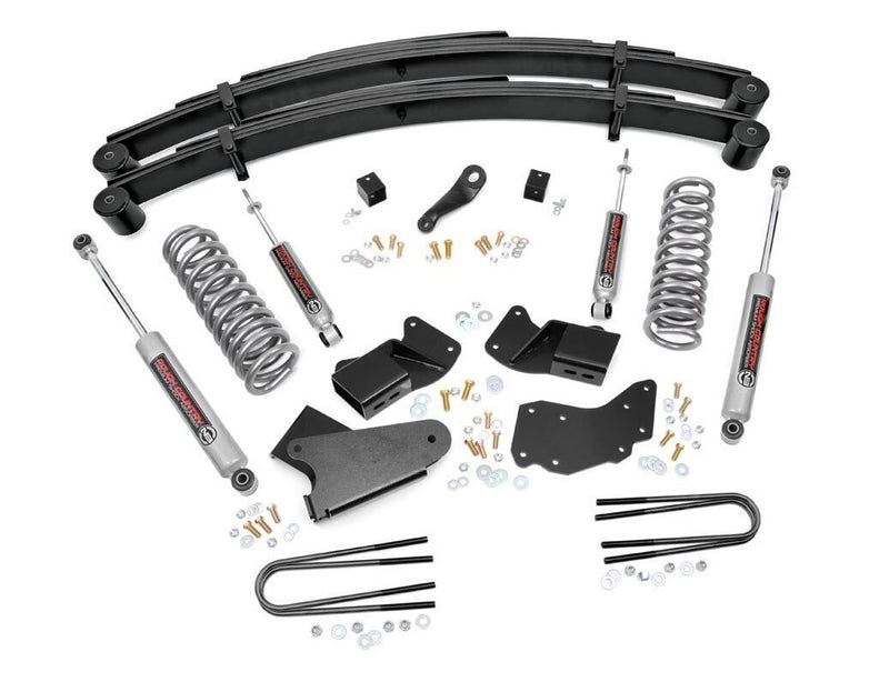 4in Ford Suspension Lift System for 1991-1994 Ford Explorer 4WD