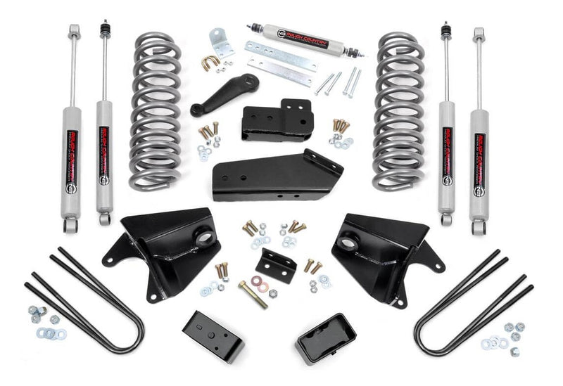 6in Ford Suspension Lift Kit for 1980-1996 Ford F-150 2WD