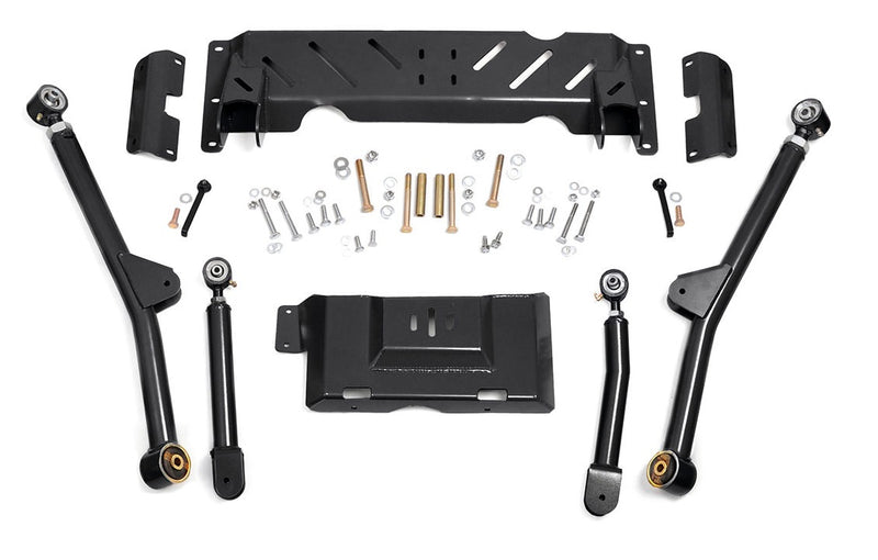 4-6in Jeep Long Arm Upgrade Kit (84-01 XJ Cherokee)