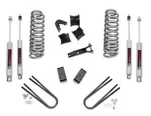 4in Ford Suspension Lift Kit for 1977-1979 Ford F-100 F-150 4WD