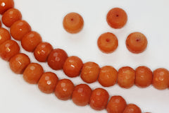 3171 Orange Jade Perle 16 mm