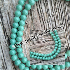 Mint Perle 6 mm