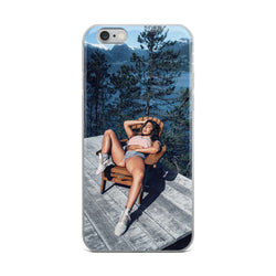 """All Natural"" — iPhone Case"