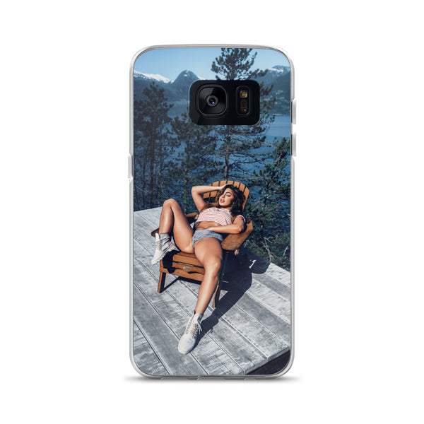 """All Natural"" — Samsung Case"