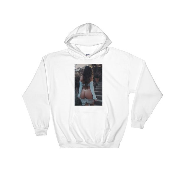 """Cheeks"" — Hooded Sweatshirt"