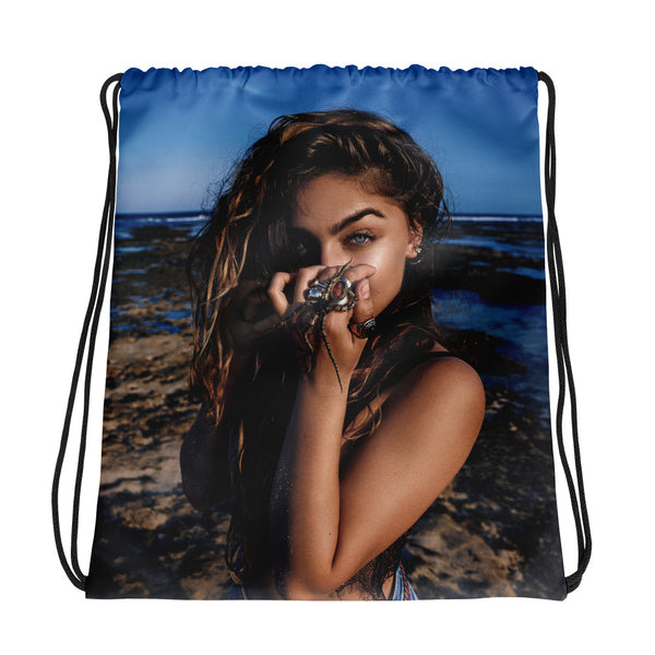 """Star Girl"" — Drawstring Bag"