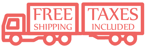 Red Fracture - Free Shipping - Taxes included logo