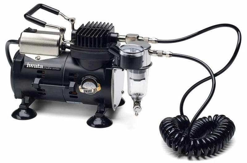 Iwata Smart Jet Compressor for airbrushing