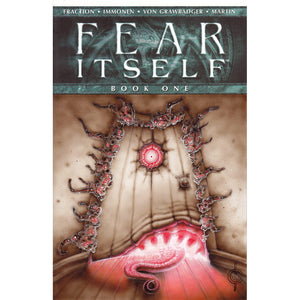 Sketchcover - Fear Itself