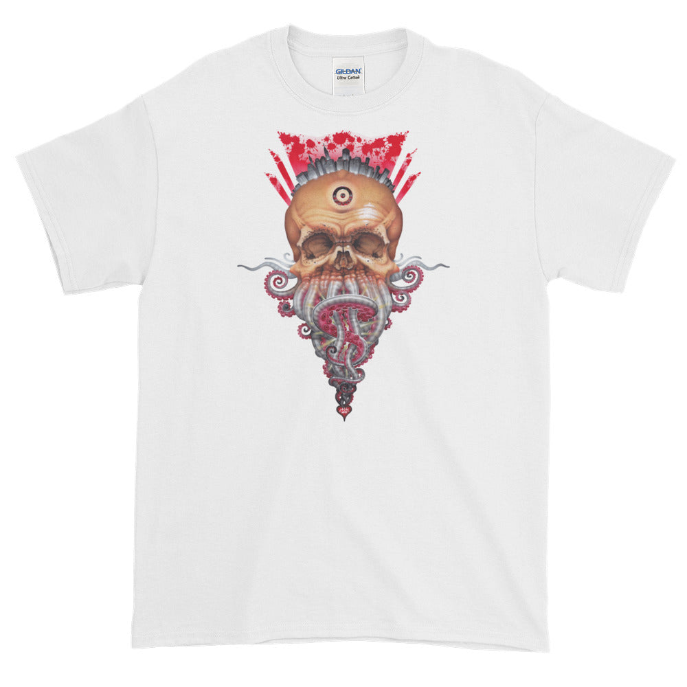 Red Fracture - T-shirt - Lord of Greed - $25/$30