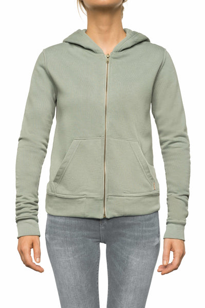 Sapien: Hunter Hoodie - Putty Green