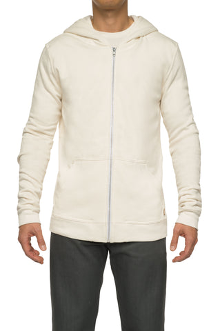 Sapien: Hunter Hoodie - Weathered White