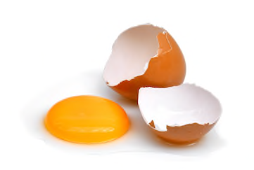 Myth - Egg yolks are bad for you