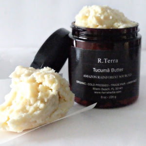 tucuma raw butter