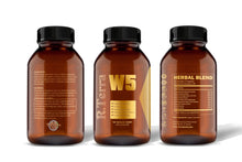 Weight loss & Fat Burner - Premium Capsules - W5