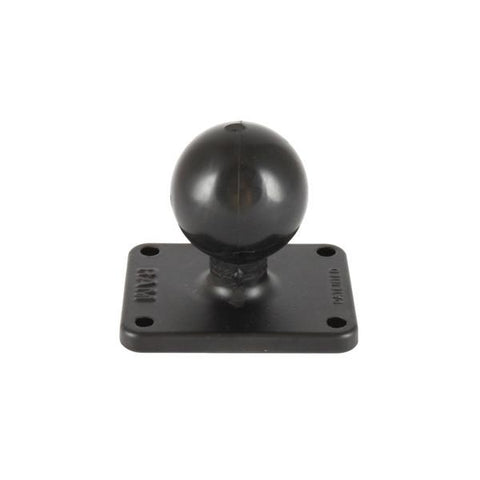"RAM C Size 1.5"" Ball on 2"" x 2.5"" Rectangular Plate (RAM-202U-225) - Image1"