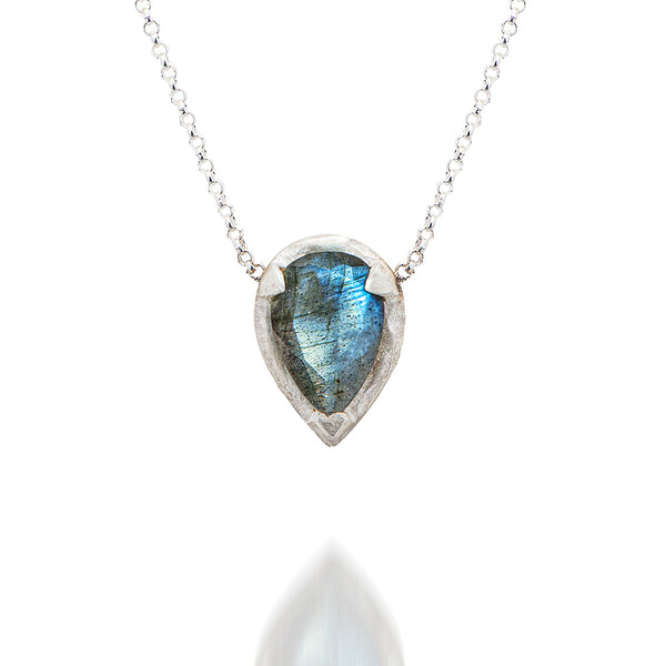 Eden Necklace- Labradorite
