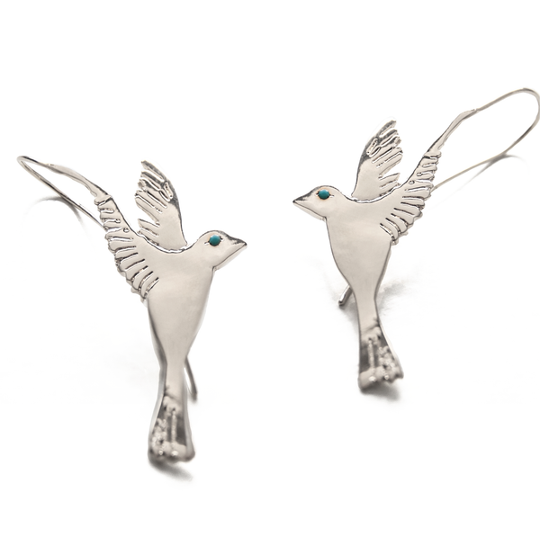Doves Earrings