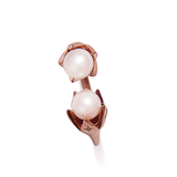Lotus Pearls Ring