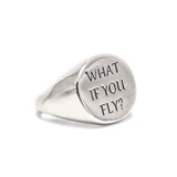 """what if you fly?"""