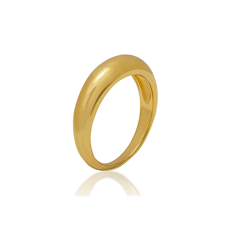 Stardust ring plain