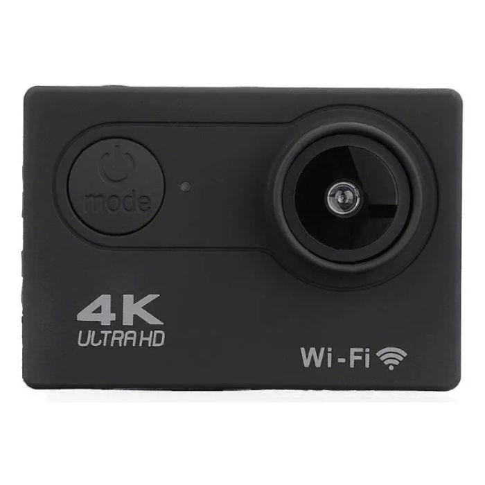 Action Camera 4K/1080P Wifi Action Camera Underwater With Acrylic Box
