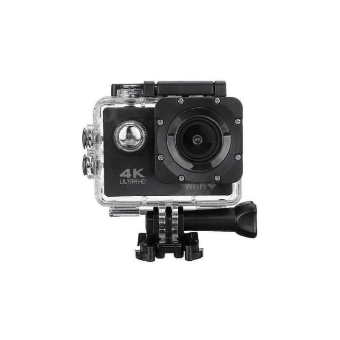 Waterproof Action Camera 4K Wide Angle 1080P