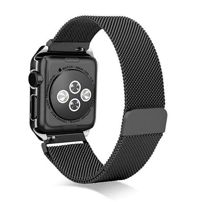 Apple Watch Series 1, 2 & 3 Band - 38mm Milanese Loop Strap