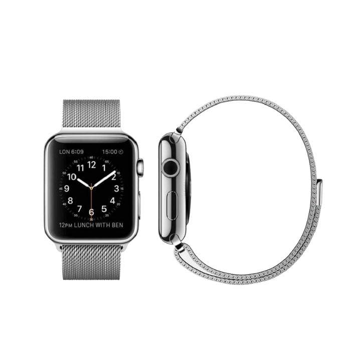 Apple Watch Series 4 Band - 44mm Milanese Loop Strap