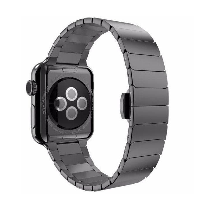 Apple Watch Series 4 Band - 44mm Stainless Steel Link Strap