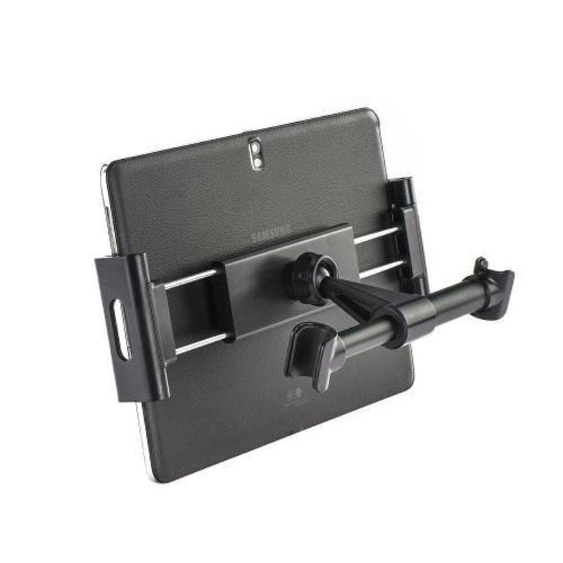 Back Seat Tablet Mount - Black