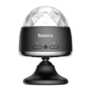 Baseus Car Crystal Magic Ball Light Black
