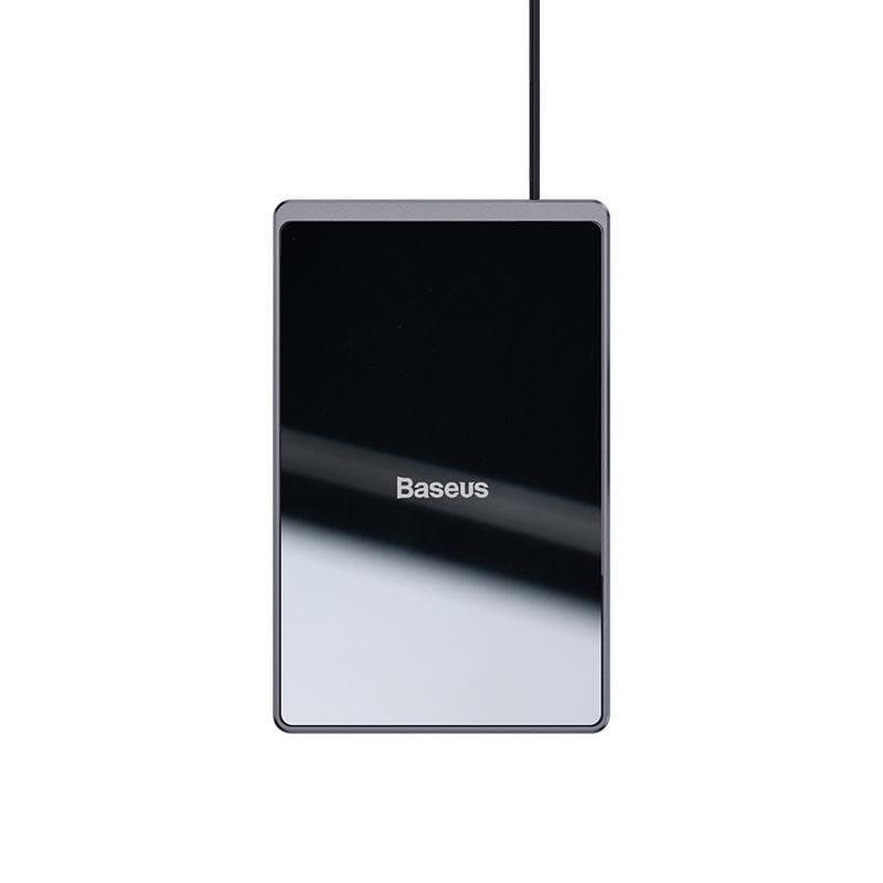 Baseus Card Ultra-thin Wireless Charger-Black
