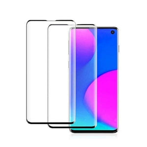 Baseus Full-Screen Curved Screen Protector for Galaxy S10 - Black protectors