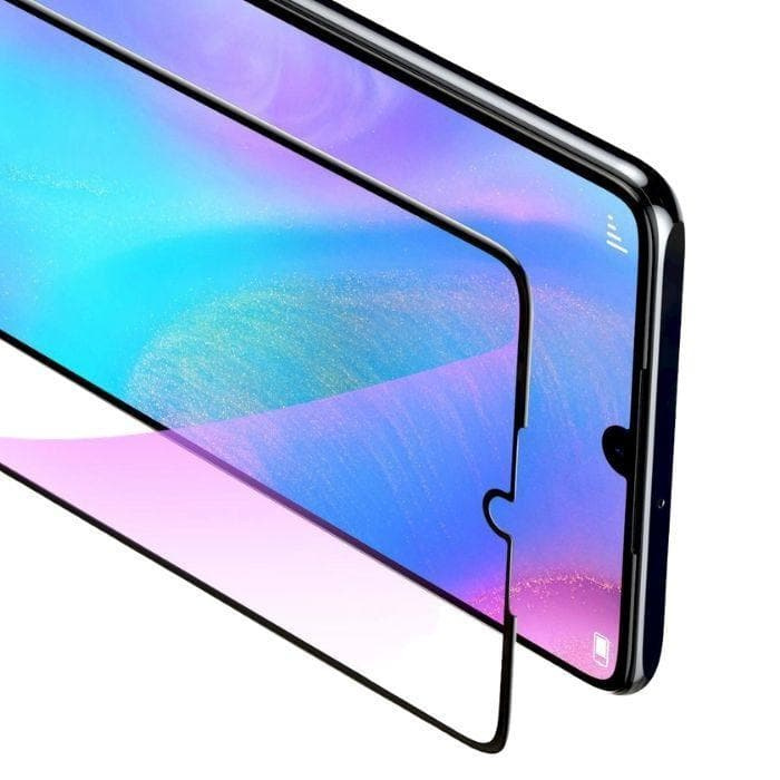 Baseus Full-Screen Curved Soft Screen Protector for P30 Pro side