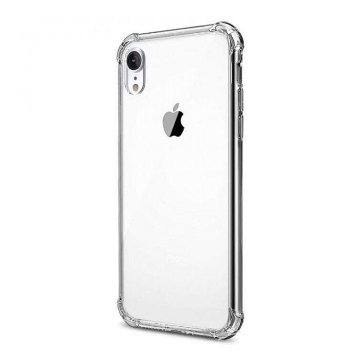 Baseus Safety Airbags Case for iPhone XR - Clear